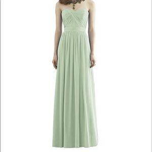 Dessy collection bridesmaid dress